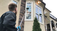 Residential Window Cleaning Edmonton and Area
