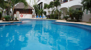 2 br Penthouse with jacuzzi - playa del carmen, dowtown