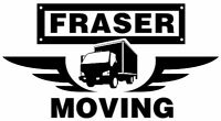 Fraser Moving - PRICEMATCH GUARANTEE