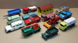 Lesney Matchbox Collection (All 14 for $65)