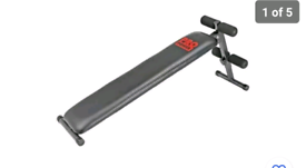 Sit up bench Pro Power