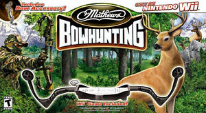 Wii - Used - Matthews bow hunting with arrow accessory