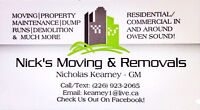 Nick's Moving & Removals