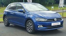image for 2021 Volkswagen Polo 1.0 TSI Active (s/s) 5dr Hatchback Petrol Manual