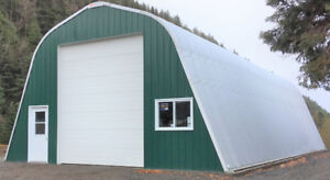 Pre-Fabricated Steel Building NEW Never Built 35'Wx50'Lx18'H