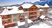 Two nights at Falcon Crest Lodge, Canmore Alberta