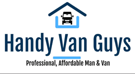 Handy Van Guys, Man & Van service. Same day bookings available