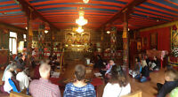 Guided Tours Tibetan Temples in Coombs