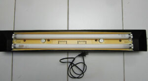 "29"" Dual Fluorescent Aquarium Light"