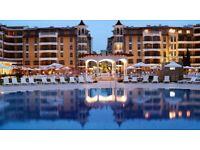 Luxury apartment at Sunny Beach, Bulgaria