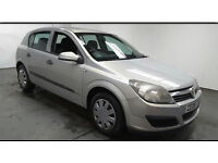 2006(06)VAUXHALL ASTRA 1.8 LIFE AUTOMATIC MET SILVER,NEW MOT,CLEAN CAR,GREAT VALUE