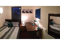 Spacious Fully Furnished En Suite Rooms In BD7 - 2 Mins From The Uni - All Bills Included