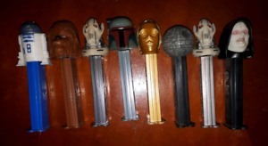 Make an offer. Pez mostly star wars