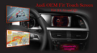 OEM FIT INDASH NAVIGATION GPS CAR DVD BACK UP CAMERA AUDI A4