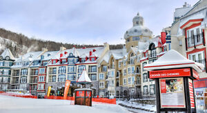 Mont Tremblant - Le Sommet des Neiges - Ski in/out