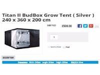 Large Bloodbox Grow Tent 240x360