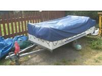Conway Coniston Trailer Tent