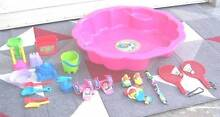 Multi Purpose Shell with Toys....Plus Inala Brisbane South West Preview