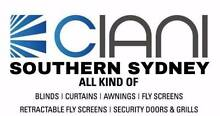 """BLINDS & SHUTTERS""Ciani Southern Sydney Blinds & Shutters Hurstville Grove Kogarah Area Preview"