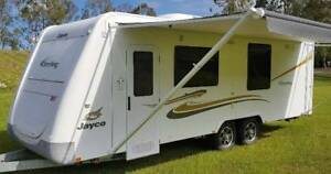 2011 Jayco Sterling Slide out with Ensuite