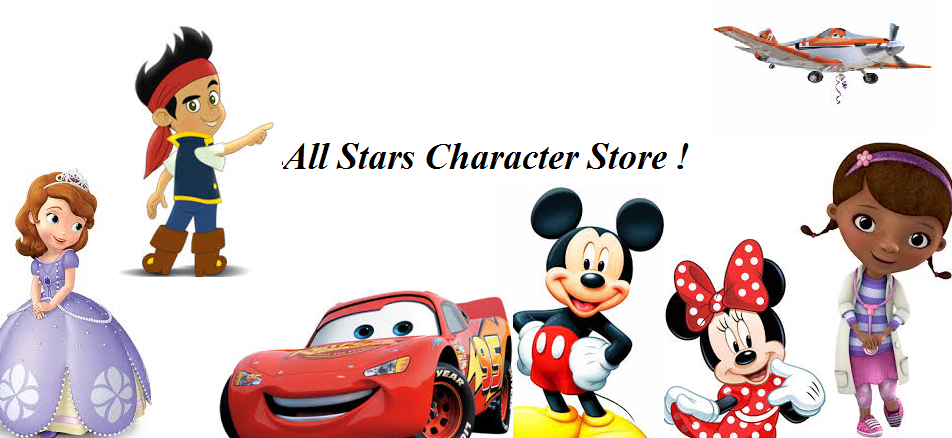all stars character store