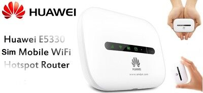 EE 3G E5330 MOBILE BROADBAND WIFI MIFI DONGLE MODEM HOTSPOT DEVICE