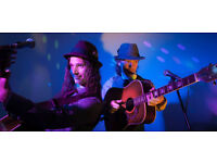 The Hot Hats : Wedding/Party : Duo/Band