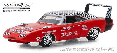 1:64 GreenLight *HOBBY EX* 1969 Dodge Charger Daytona PERRY RACEWAY PACE CAR NIP](Toys Car)