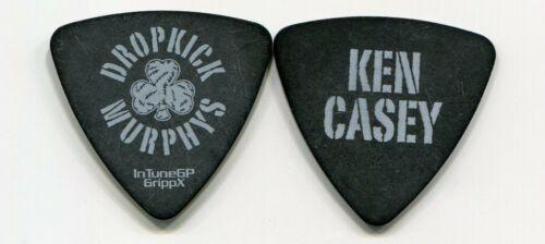 DROPKICK MURPHYS 2017 Stories Tour Guitar Pick!!! KEN CASEY custom stage Pick