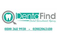 Dental Receptionist - Part-time - £12p/h