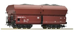 ROCO 51268.W H0 Erzwagen beladen mit Kohleeinsatz DB, Ep. IV (3 versch.Nr.) #422