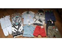 Boys 9-12 month 14 items all BNWT bargain