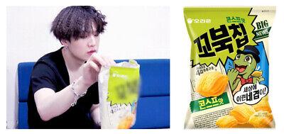 BTS Snacks,Turtle Chip  65g (Korean snacks, K-food)