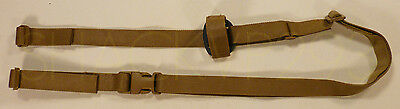 USGI Coyote General Purpose Quick Adjust two point rifle Sling - New in package