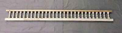Lrg Antique Victorian Porch Gingerbread Spindle Span Architectural 89x9 621-17P