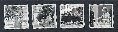 GIBRALTAR  #966-969  MNH - 2004