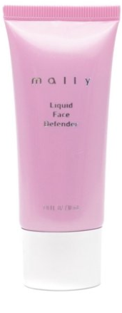 Mally Liquid FACE DEFENDER, Tan 1 Fl Oz - $0.01
