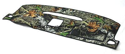 NEW Mossy Oak Break-Up Camo Camouflage Dash Mat Cover / FOR 07-14 SUBURBAN YUKON