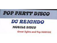 POP PARTY DJ....