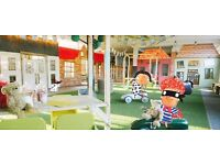 Qualified Pre-School Nursery Practitioners for Chiswick Nursery