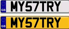 MISTRY MYSTERY a one of a kind private number plate for sale