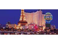 14 Nights las Vegas Paris Hotel stay. Amazing deal.