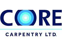 CARPENTRY SUPERVISORS & SELF EMPLOYED CARPENTERS NEEDED IN NEWBURY/BERKSHIRE/DORSET AREAS