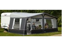 Caravan Awning used once