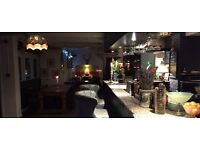 Waiting Staff - Full Time and Part Time