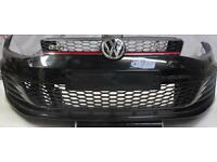 WANTED: MK7 Golf GTI, GTD Bumper with fog lights and grills