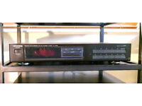 Kenwood Stereo Tuner Radio AM-FM KT-1010L, excellent condition
