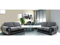 BRAND NEW TANGO SOFA SETS ALSO AVAILABLE IN CRUSHED VELVET, ***NEXT DAY DELIVERY****