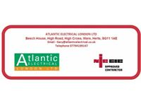 Commercial Electrician Wanted £25 p/h