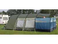 Outwell Amarillo six person tent.